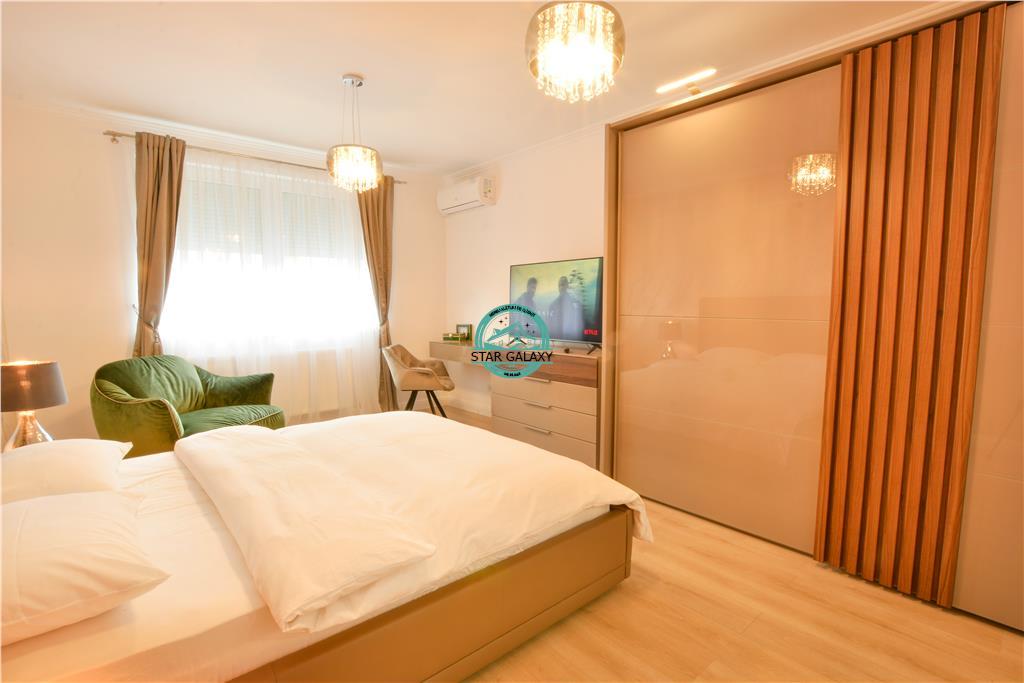 Vanzare apartament singur pe nivel, 4 camere, lux, in 7 Noiembrie