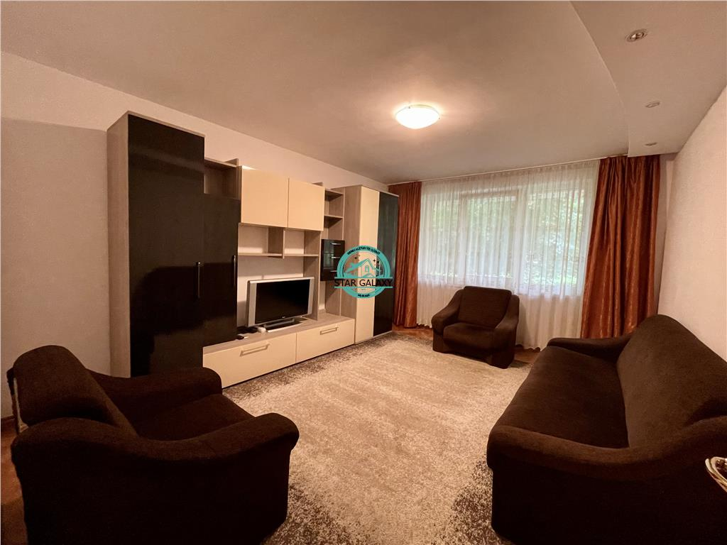 Inchiriere apartament cu 2 camere aflat la 5 minute departare de UMF