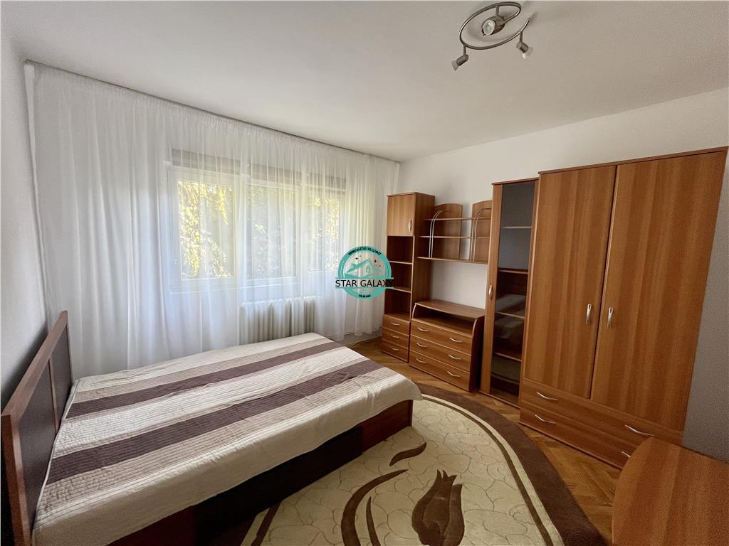 Inchiriere apartament 3 camere, mobilat si utilat, la 5 minute de UMF