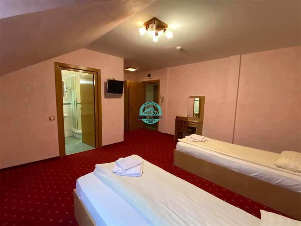 Vand Motel in Gaiesti cu 50 camere, restaurant, parcare Tiruri