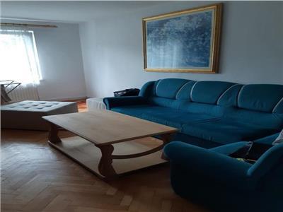Inchiriere apartament cu 3 camere, mobilat si utilat, in Tudor
