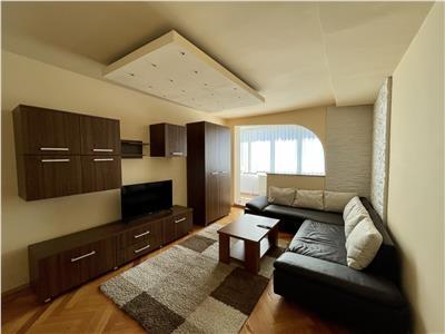 Inchiriere apartament cu 3 camere, mobilat si utilat, aflat in Dambu
