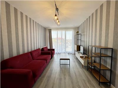 Inchiriere apartament cu 2 camere, amenajat modern, in zona Dacia