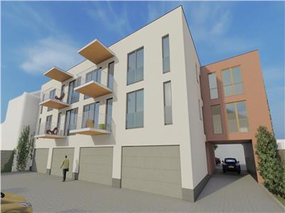Vanzare apartamente cu 2 camere, bloc nou, situate in zona centrala