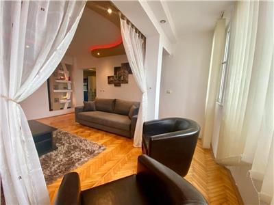 Apartament cu 3 camere de inchiriat, renovat, in 7 Noiembrie