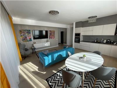 Inchiriere apartament cu 3 camere amenajat modern in zona Voiajor