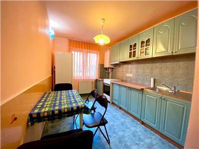Inchiriez apartament cu 2 camere in Tudor Zona Palas.