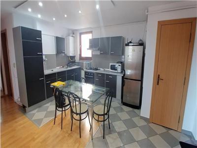 Vand apartament cu 3 camere, 2 bai, pe Str.Mimozelor, complet mobilat