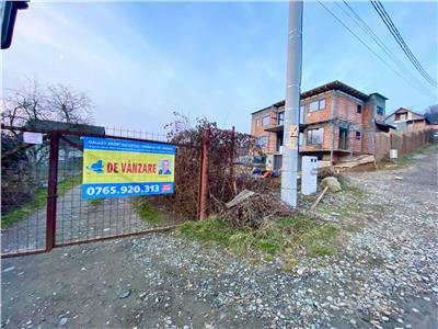 Vand 8 parcele de teren de 800 mp strada Viile Dealului Mic